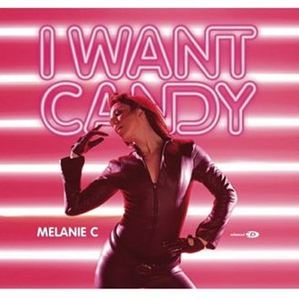 I Want Candy - Image: Melanie C I Want Candy