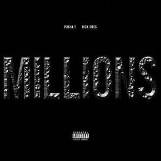 Millions (song) - Image: Millions Pusha T