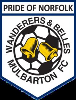 Mulbarton Wanderers F.C. Association football club in England