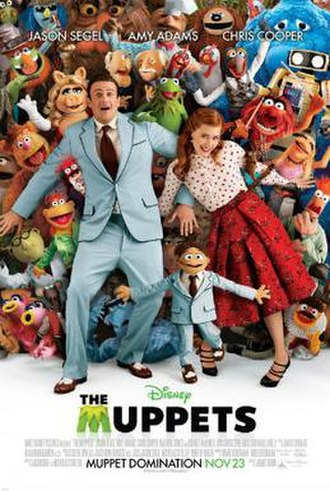 The Muppets (film) - Image: Muppets ver 4