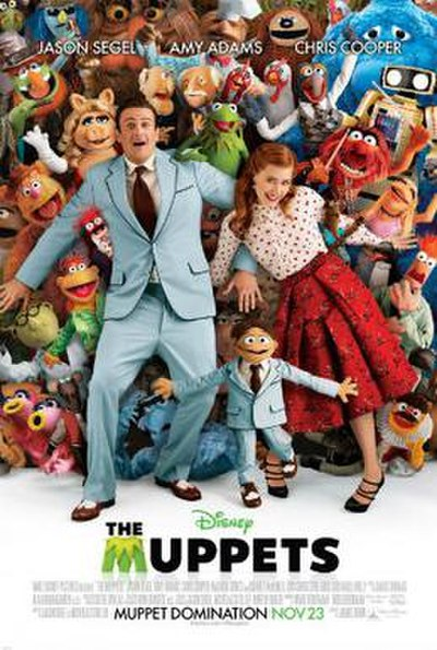 Picture of a movie: The Muppets