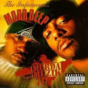 Murda Muzik - Image: Murda muzik (album)