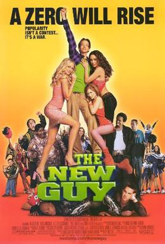 The New Guy - Theatrical release poster