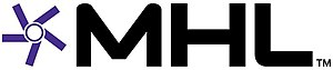 Mobile High-Definition Link - Image: New MHL Logo