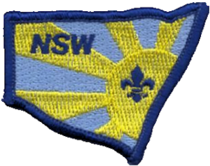 Scouting and Guiding in New South Wales - Image: New South Wales (Scouts Australia)