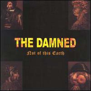 Not of This Earth (The Damned album) - Image: Not of This Earth (The Damned album) cover