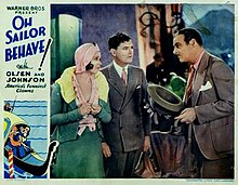 Oh Sailor Behave 1930 Poster.jpg