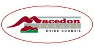 Shire of Macedon Ranges - Old logo used up to early 2013