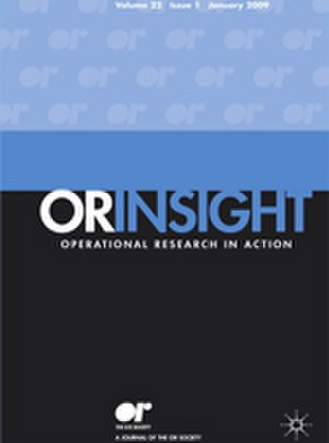 OR Insight - Image: Oricover 2011