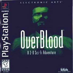 OverBlood - North American cover art