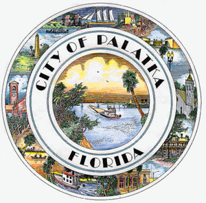 Official seal of Palatka, Florida