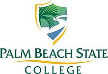 Palm Beach State College Sheild Logo.jpg