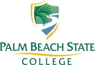 Palm Beach State College - Image: Palm Beach State College Sheild Logo