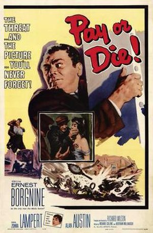 Pay or Die - Film poster