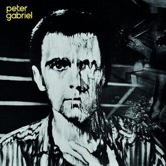 Peter Gabriel (1980 album) - Image: Peter Gabriel (self titled album, 1980 cover art)