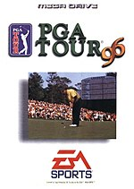 The Sega Mega Drive/Genesis version of PGA Tour 96 presented real 3D