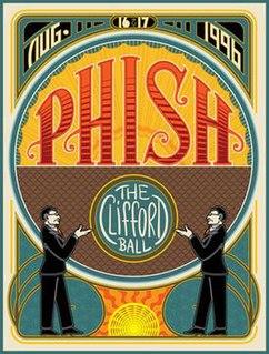 <i>The Clifford Ball</i> (DVD) 2009 film