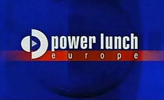 Power Lunch Europe - Image: Power Lunch Europe 07