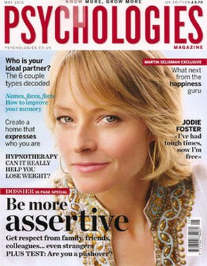 Psychologies - May 2011 cover of Psychologies