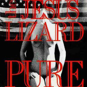 Pure (The Jesus Lizard album) - Image: Pure EP