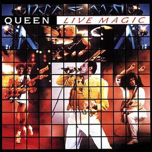 Live Magic - Image: Queen Live Magic