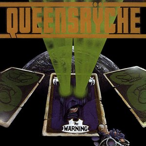 The Warning (Queensrÿche album) - Image: Queensryche The Warning cover