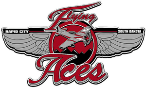 Rapid City Flying Aces - Image: Rapid City Flying Aces logo