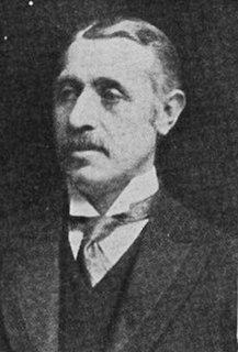 Richard Cherry Irish member of UK Parliament and judge
