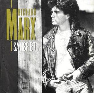 Richard Marx — Satisfied (studio acapella)