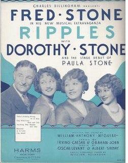 <i>Ripples</i> (musical) musical