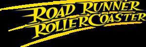 Road Runner Rollercoaster - Image: Road Runner Rollercoaster logo