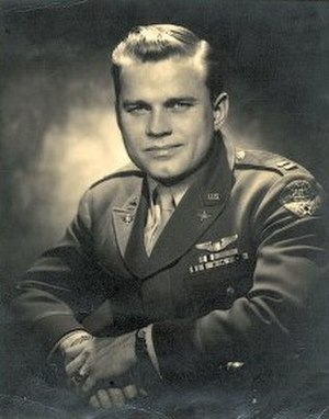 Robert A. Lewis - Capt. Lewis, c. 1945