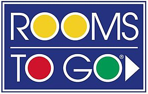 Rooms To Go - Image: Rooms to Go logo