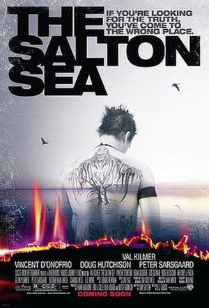 The Salton Sea (2002 film) - Theatrical release poster