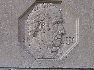 Samuel Lount - Emanuel Hahn's Memorial to Lount at Mackenzie House, Toronto