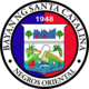 Official seal of Santa Catalina