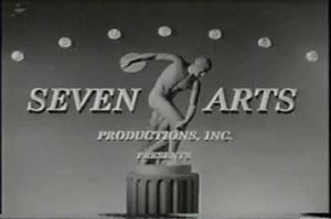 Seven Arts Productions - Image: Seven Arts First Logo