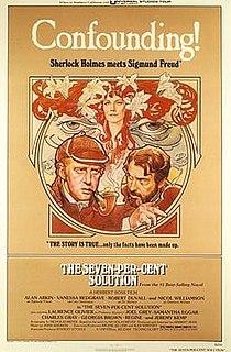 <i>The Seven-Per-Cent Solution</i> (film) 1976 film by Herbert Ross