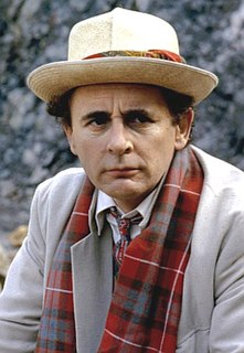 Seventh Doctor fictional character from Doctor Who