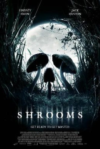 Shrooms (film) - Theatrical release poster