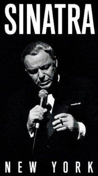 Sinatra: New York - Image: Sinatranewyork