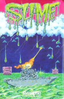Slime Video Game Wikipedia