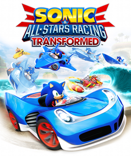 <i>Sonic & All-Stars Racing Transformed</i> 2012 video game