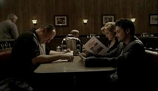 Made in America (<i>The Sopranos</i>) 21st episode of the sixth season of The Sopranos