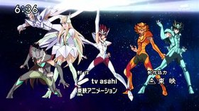 List of Saint Seiya Omega characters - Wikipedia