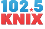 Station Logo of 102.5 KNIX.png