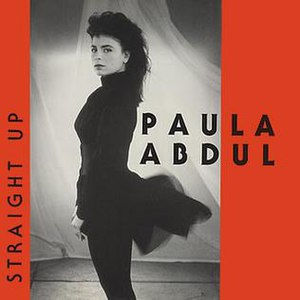Straight Up (Paula Abdul song) - Image: Straight Up