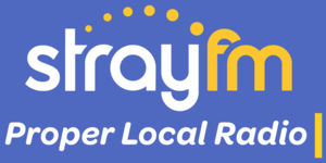 Stray FM - Image: Stray FM logo