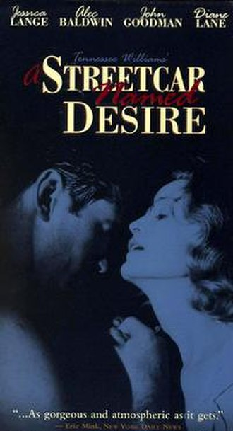 A Streetcar Named Desire (1995 film) - Image: Streetcar 95Film
