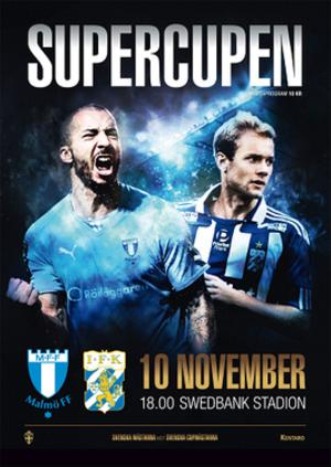 2013 Svenska Supercupen - Image: Supercupen 2013